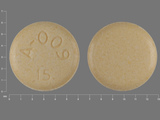 A;009;15. Abilify 15 MG Oral Tablet. Ingredients: aripiprazole