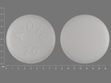 A;010;20. Abilify 20 MG Oral Tablet. Ingredients: aripiprazole