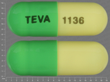 TEVA;1136. Acitretin 25 MG Oral Capsule. Ingredients: ACITRETIN[ACITRETIN]