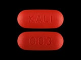 083;KALI. Tramadol hydrochloride and acetaminophen - Acetaminophen 325 MG / tramadol hydrochloride 37.5 MG Oral Tablet. Ingredients: TRAMADOL HYDROCHLORIDE; ACETAMINOPHEN