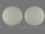 MYLAN;277. Amitriptyline Hydrochloride 25 MG / Chlordiazepoxide 10 MG Oral Tablet. Ingredients: Amitriptyline; Chlordiazepoxide