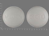 MYLAN;330. Amitriptyline Hydrochloride 10 MG / Perphenazine 2 MG Oral Tablet. Ingredients: Amitriptyline; Perphenazine