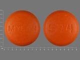 MYLAN;574. Amitriptyline Hydrochloride 25 MG / Perphenazine 4 MG Oral Tablet. Ingredients: Amitriptyline; Perphenazine