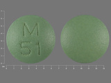 M;51. Amitriptyline Hydrochloride 25 MG Oral Tablet. Ingredients: Amitriptyline