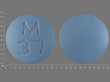 M;37. Amitriptyline Hydrochloride 75 MG Oral Tablet. Ingredients: Amitriptyline