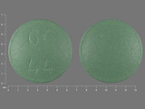 GG44. Amitriptyline Hydrochloride 25 MG Oral Tablet. Ingredients: AMITRIPTYLINE HYDROCHLORIDE[AMITRIPTYLINE]