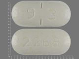 9;3;2268. Amoxicillin 250 MG Chewable Tablet. Ingredients: Amoxicillin