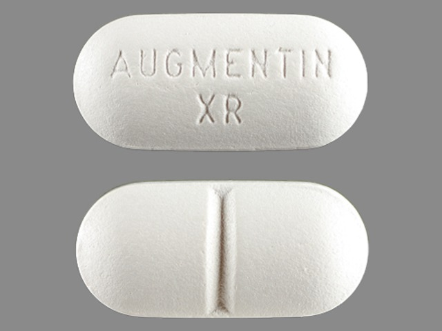 Amoxicillin And Clavulanate Potassium Dosage