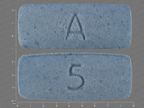 5;A. aripiprazole 5 MG Oral Tablet. Ingredients: Aripiprazole[Aripiprazole]