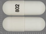 802. Cephalexin 500 MG Oral Capsule. Ingredients: CEPHALEXIN[CEPHALEXIN ANHYDROUS]