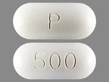 P؛ 500. Ciprofloxacin 500 MG Oral Tablet. المكونات: سيبروفلوكساسين هيدروكلوريد [سيبروفلوكساسين]