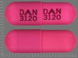 DAN;3120. Clindamycin 300 MG Oral Capsule. Ingredients: CLINDAMYCIN HYDROCHLORIDE[CLINDAMYCIN]