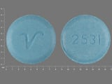 2531;V. Clonazepam - Clonazepam 1 MG Oral Tablet. Ingredients: CLONAZEPAM