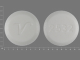 2532;V. Clonazepam 2 MG Oral Tablet. Ingredients: Clonazepam