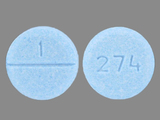 1;274. CLONAZEPAM - Clonazepam 1 MG Oral Tablet. Ingredients: CLONAZEPAM