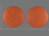 93;948. Diclofenac Pot 50 MG Oral Tablet. Ingredients: Diclofenac