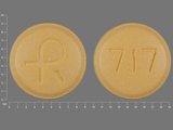 R;717. 24 HR Diclofenac Sodium 100 MG Extended Release Oral Tablet. Ingredients: DICLOFENAC SODIUM[DICLOFENAC]