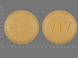 717. diclofenac sodium 100 MG 24 HR Extended Release Tablet. Ingredients: Diclofenac