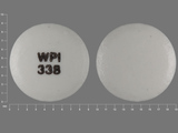 WPI;338. . Ingredients: Diclofenac Sodium[Diclofenac]