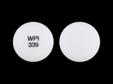 WPI;339. . Ingredients: Diclofenac Sodium[Diclofenac]