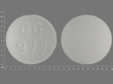 GG977. Diclofenac Potassium 50 MG Oral Tablet. Ingredients: DICLOFENAC POTASSIUM[DICLOFENAC]