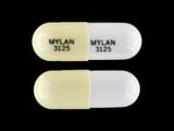 MYLAN;3125. Doxepin Hydrochloride 25 MG Oral Capsule. Ingredients: DOXEPIN HYDROCHLORIDE[DOXEPIN]