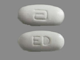 A;ED. Erythromycin 500 MG Delayed Release Oral Tablet [Ery-Tab]. Ingredients: Erythromycin[Erythromycin]