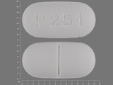 P251. hyoscyamine sulfate 0.375 MG biphasic (0.125 MG / 0.25 MG) 12 HR Extended Release Tablet. Ingredients: Hyoscyamine
