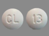CL;13. Hyoscyamine Sulfate 0.125 MG Oral Tablet. Ingredients: Hyoscyamine