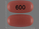 600. 24 HR oxcarbazepine 600 MG Extended Release Oral Tablet [Oxtellar]. Ingredients: OXCARBAZEPINE[OXCARBAZEPINE]