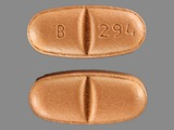 B;294. oxcarbazepine 600 MG Oral Tablet. Ingredients: OXCARBAZEPINE[OXCARBAZEPINE]