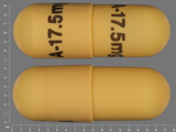 A;17;5;mg. Soriatane 17.5 MG Oral Capsule. Ingredients: Acitretin