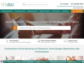 121doc.de review screenshot