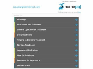 canadianpharmdirect.com review screenshot