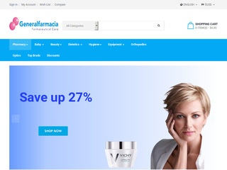 generalfarmacia.com review screenshot